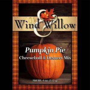 Wind & Willow Pumpkin Pie Cheeseball/Dessert Mix